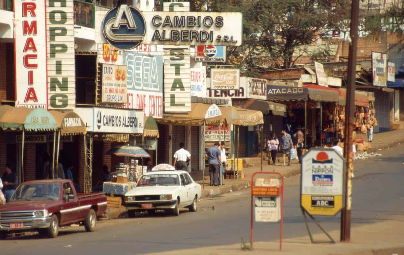 Paraguay 1993
